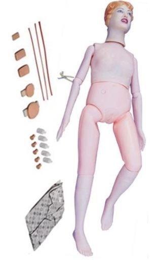 Modelo Femenino Para Practicas de Enfermería