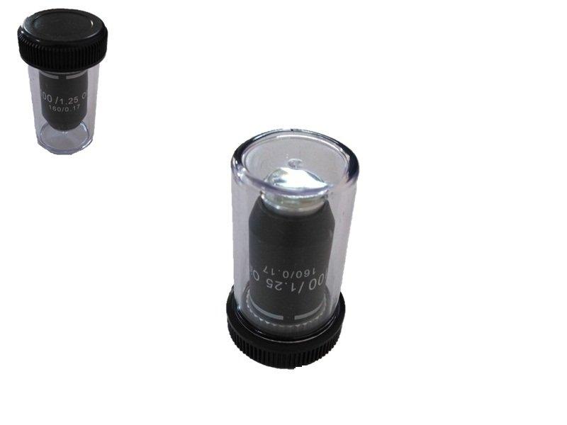 Objetivo DIN Acromático 100 X