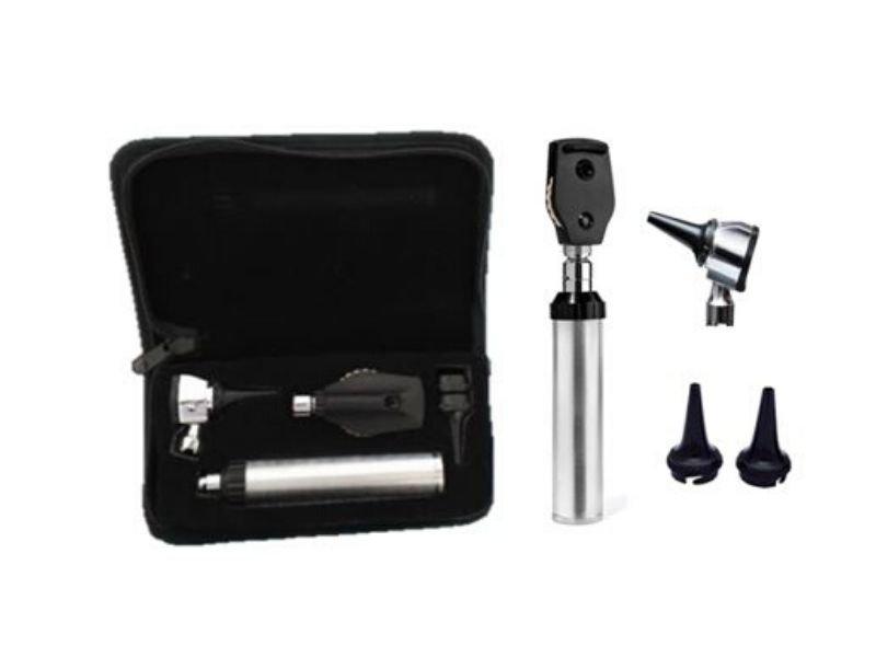 Set Otoscopio - Oftalmoscopio